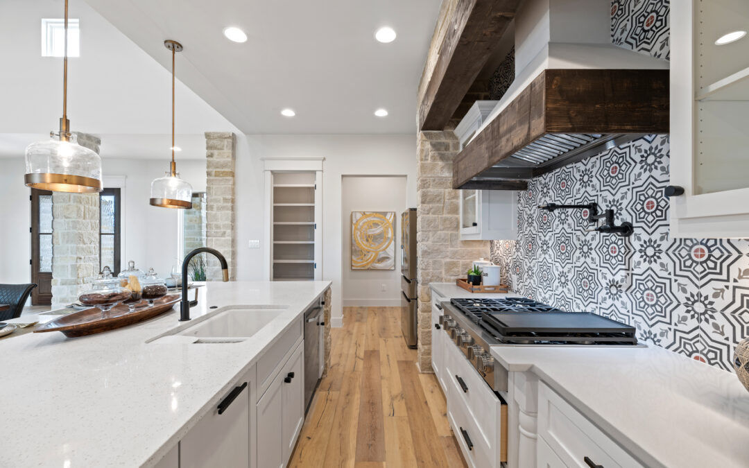 Designing a Custom Kitchen